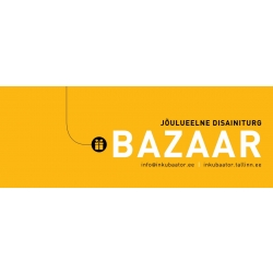 Jõulueelne disainiturg BAZAAR, 2. detsember 2015 @Loomeinkubaator