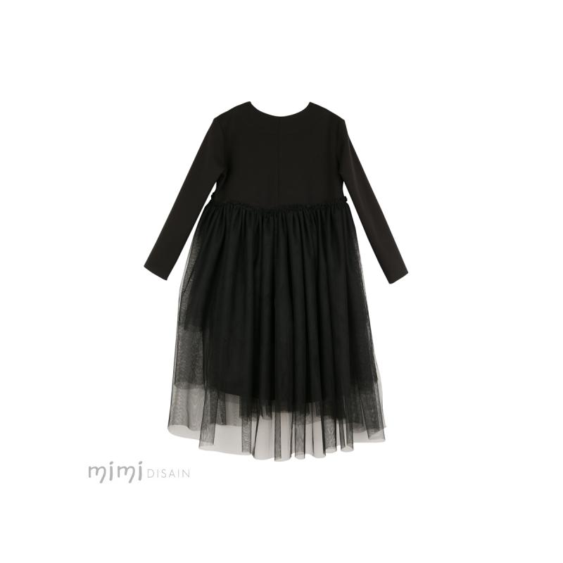 Dress SWAN Black