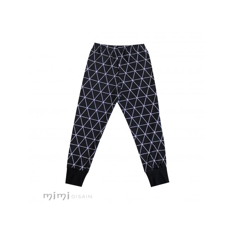 Pants ARDEN White Lines