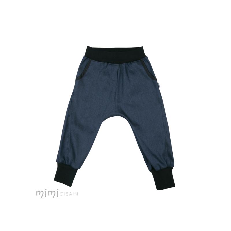 Baggy Pants REBEL Dark Blue