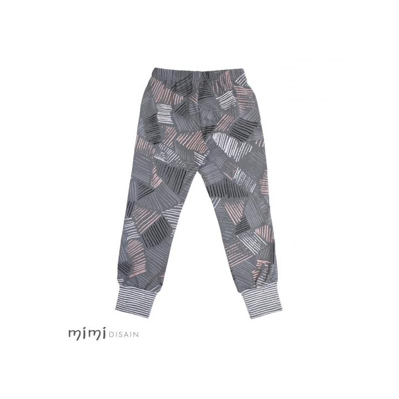 Pants ARDEN Stripes Pink