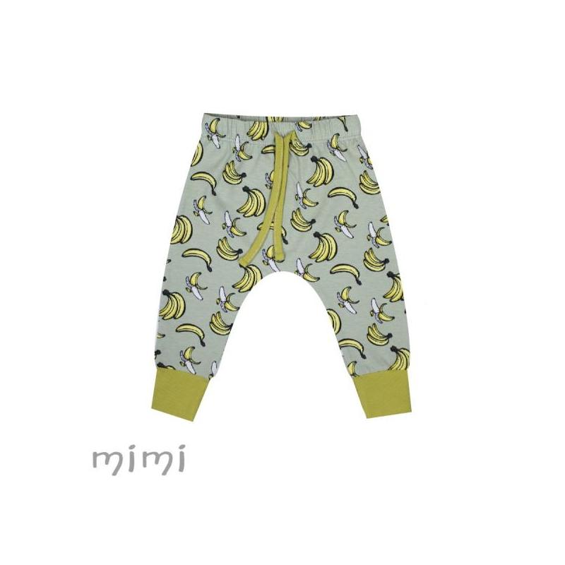 Baby Pants SUTTON Banana