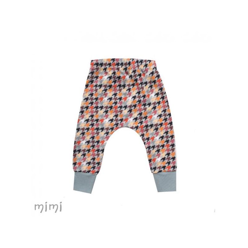 Baby Pants SUTTON Geospaceship Mint