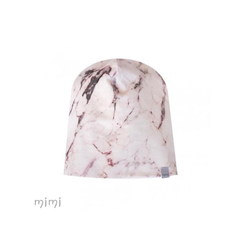 Müts ALF Roosa Marmor