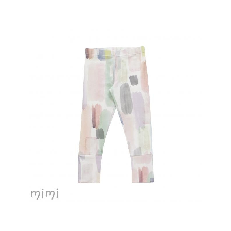 Leggings NORD Pastel Brush