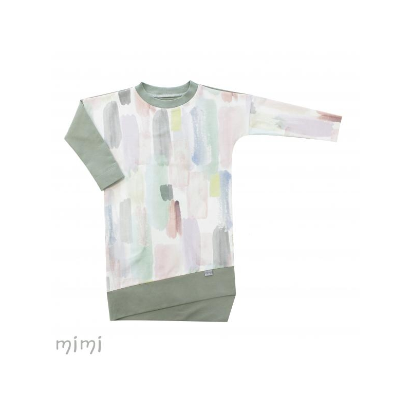 Dress Lili Pastel Brush