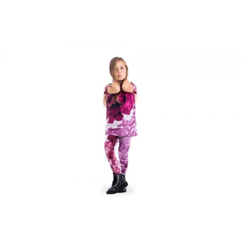 T-shirt LEIF Lava Colour Pink