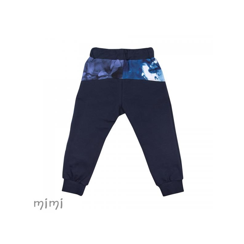 Baggy Sweatpants HUGO Lava Colour Blue