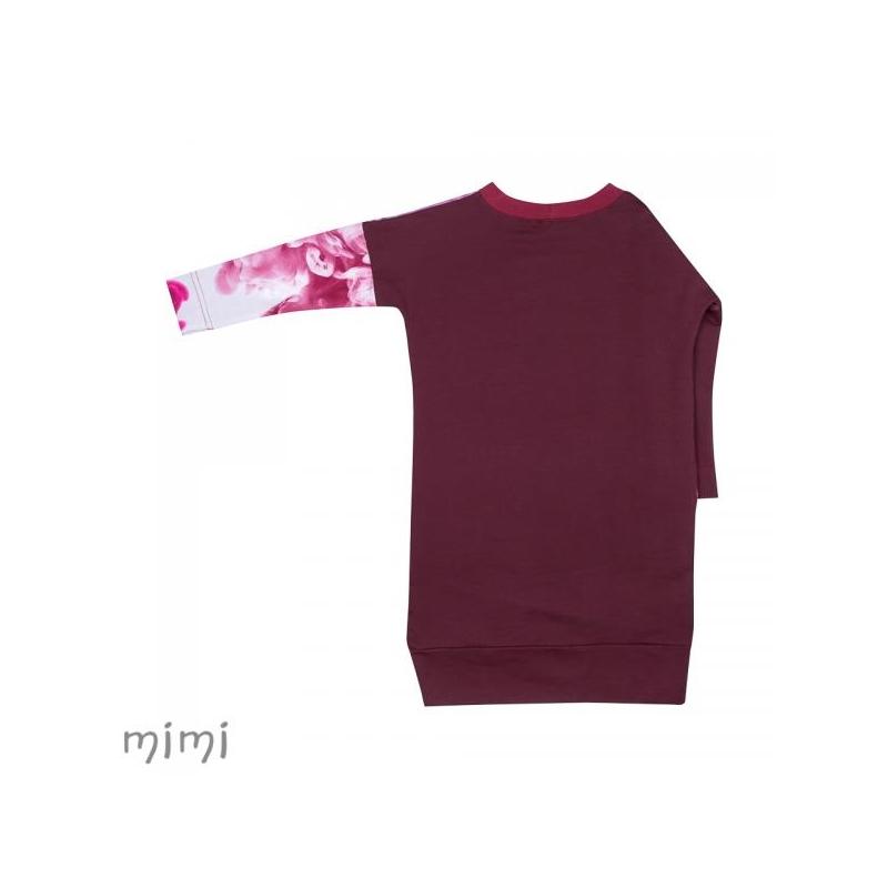 Women's Dress LILI Lava Colour Pink