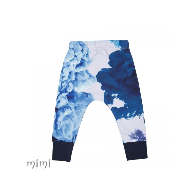 Baby Pants SUTTON Lava Colour Blue