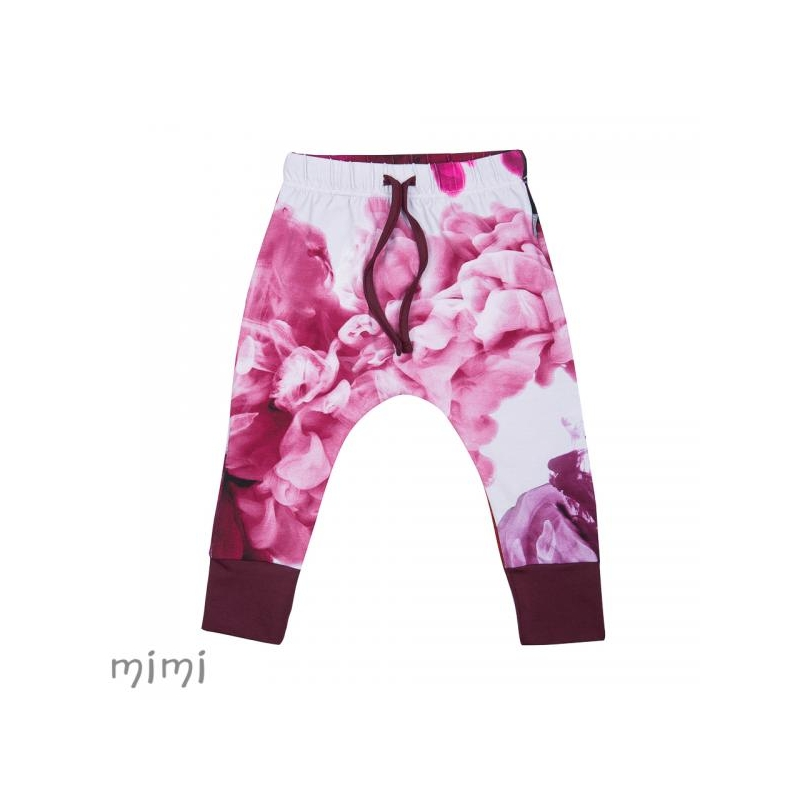 Baby Pants SUTTON Lava Colour Pink