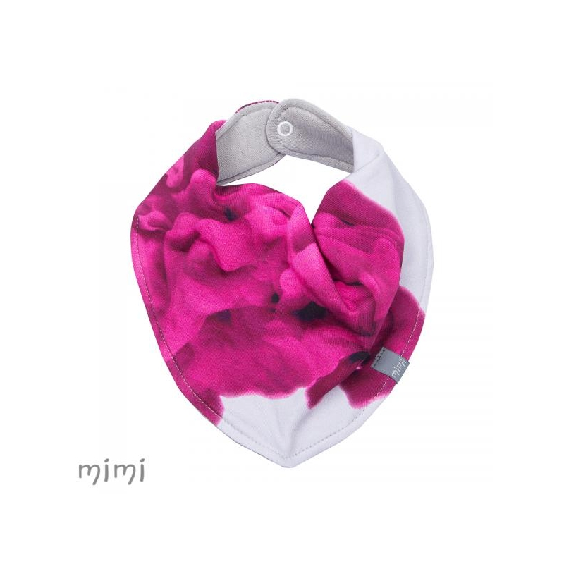 Bib HALO Lava Colour Pink