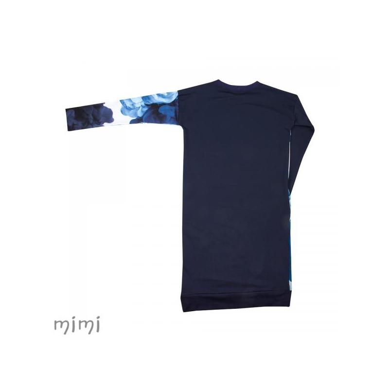 Women's Dress LILI Lava Colour Blue