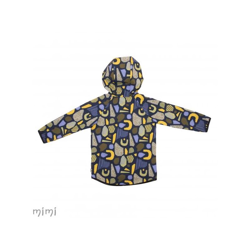 Jacket SOFTSHELL Blue