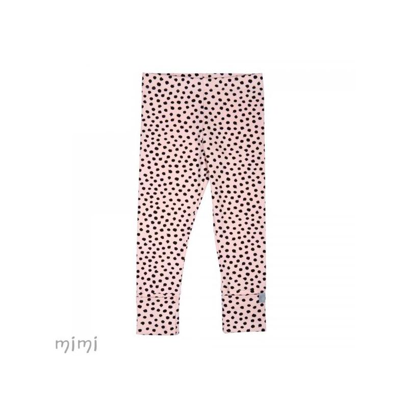Leggings NORD Pink Dots
