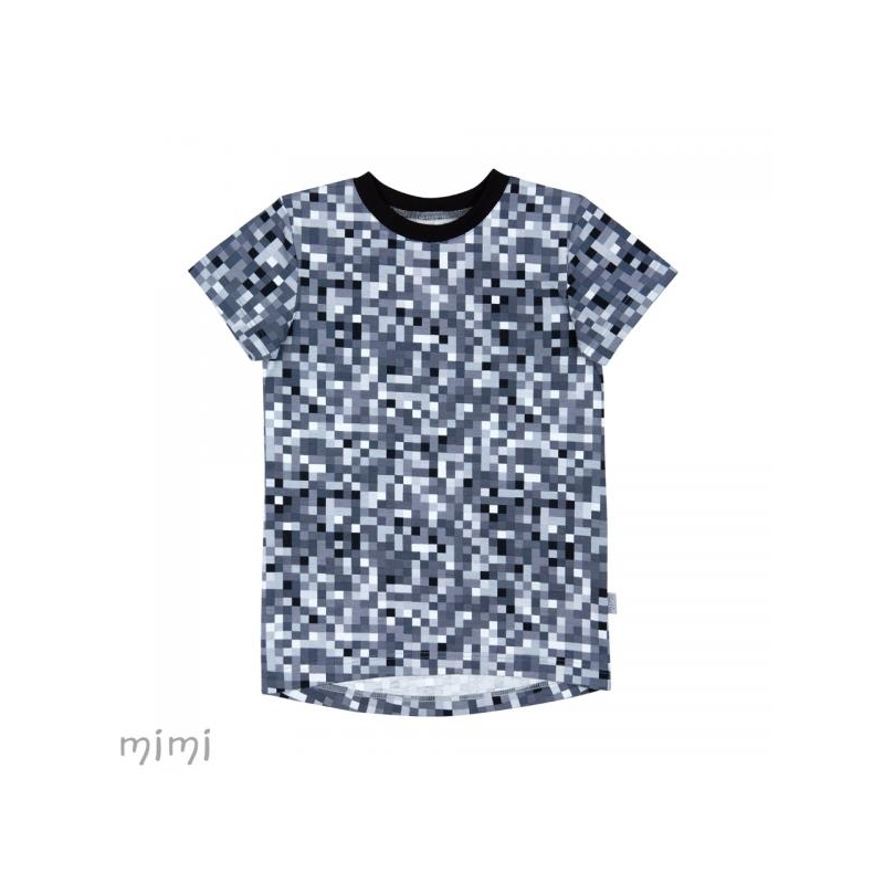 T-shirt LEIF Tetris