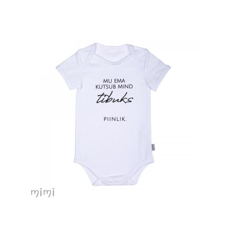 "Mimi x Mallukas Body ""Tibu"""