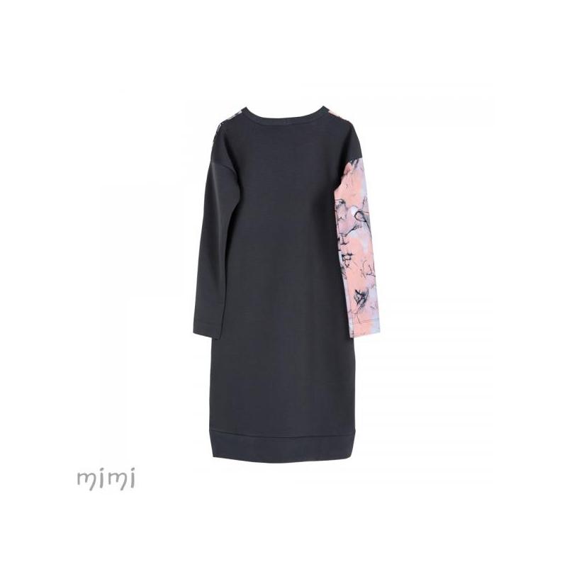 Women's Dress LILI Pink Marble