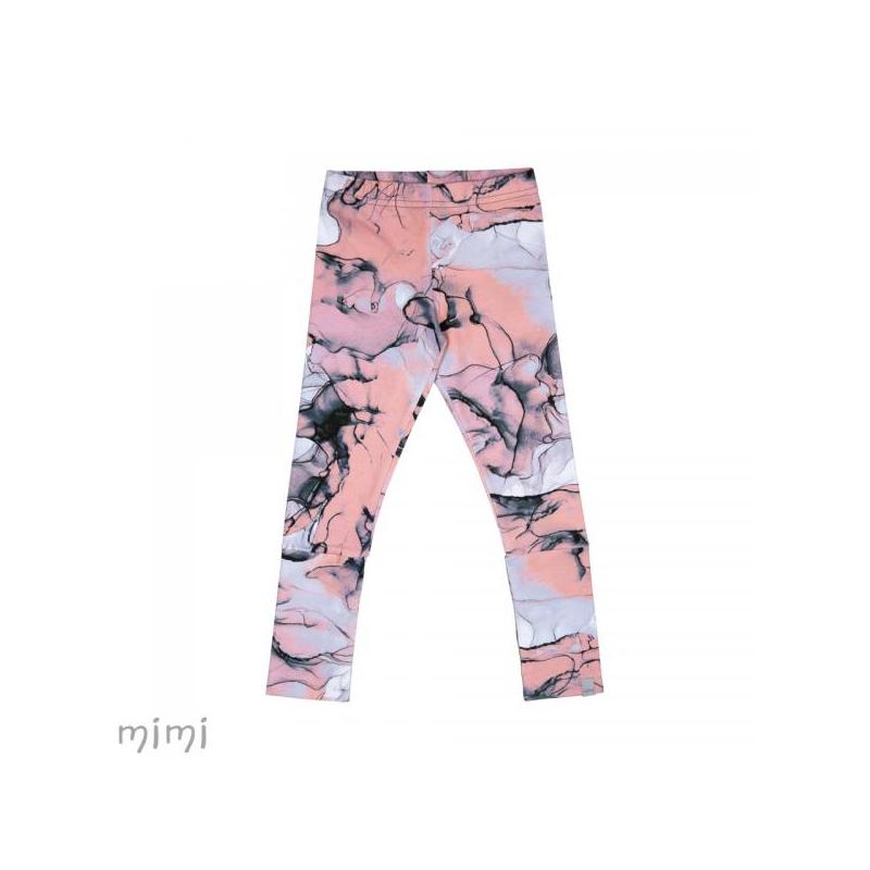 Leggings NORD Pink Marble