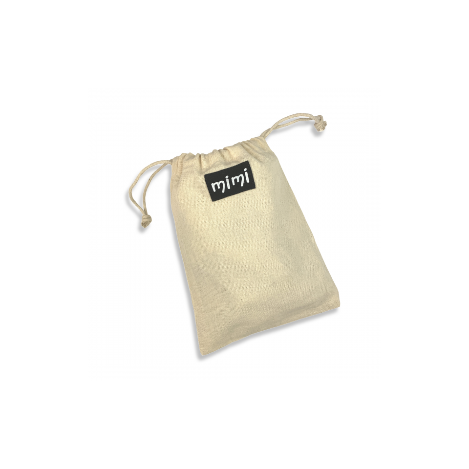 Mimi Textile Bag With Cord