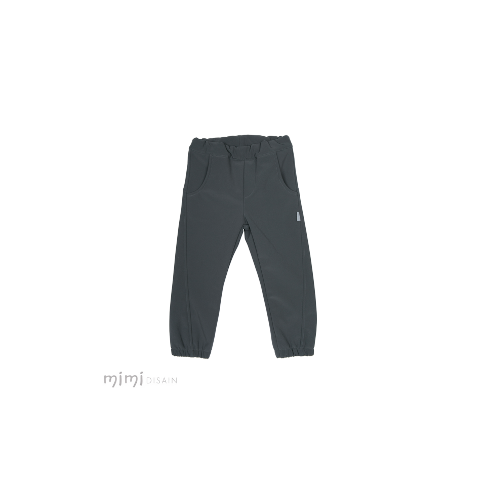 Mimi Softhell Gray Pants