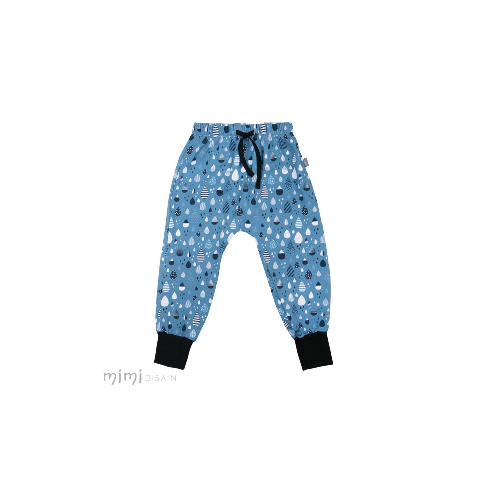 Mimi Franky Püksid Piisad Sinine