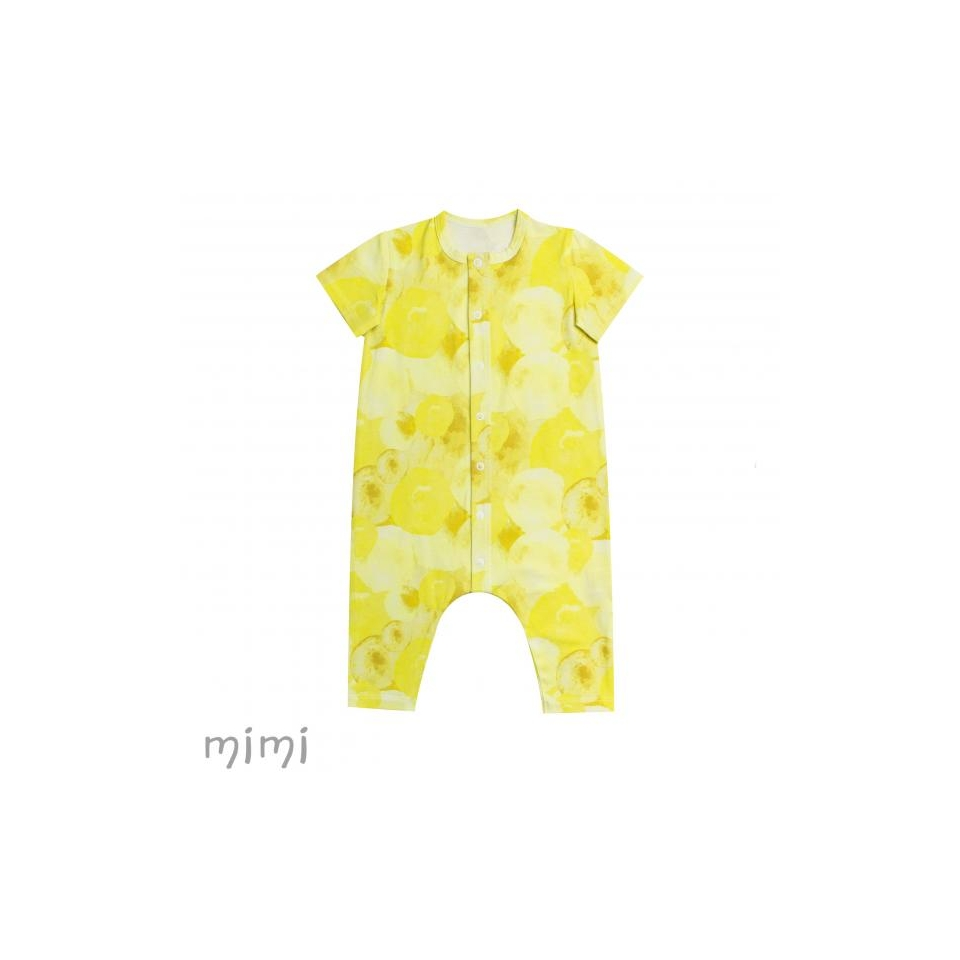 Romper HAVEN Kollane