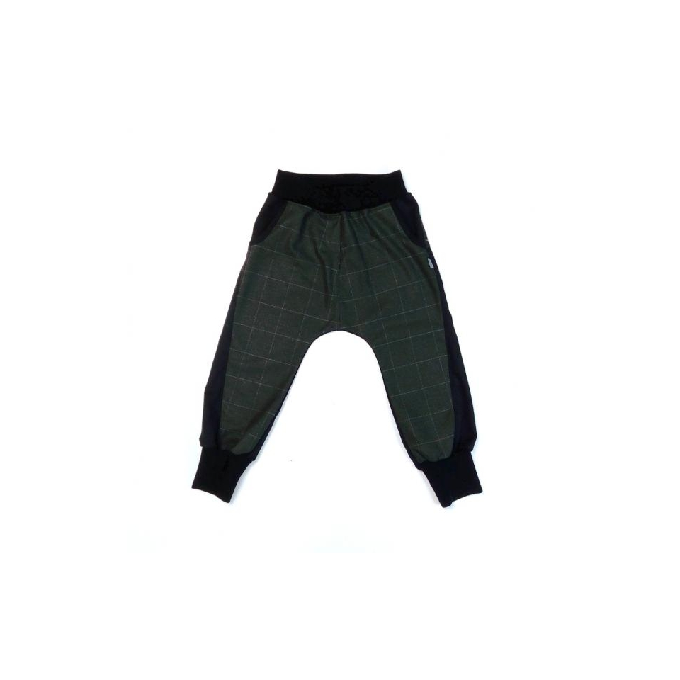 Baggy Pants REBEL Grey