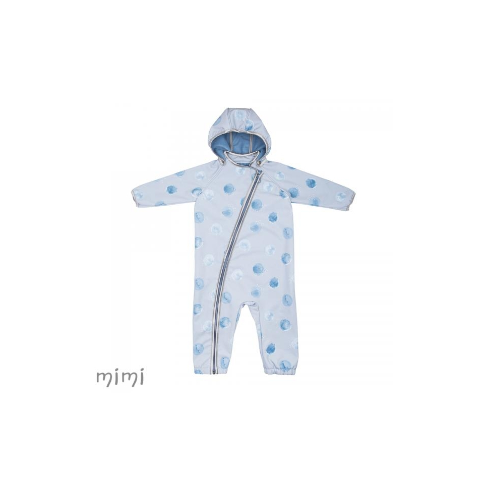 Jumpsuit SOFTSHELL Bubbles