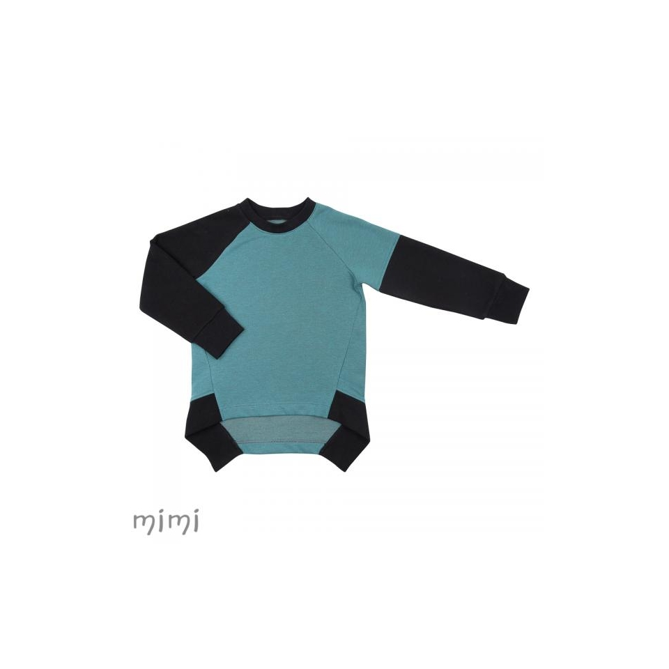 Jumper HUGO Petrol and Black