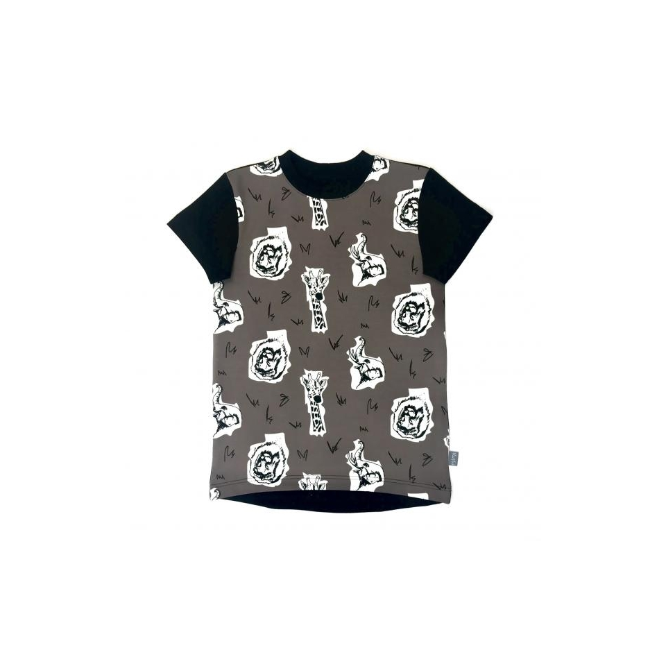 T- shirt LEIF Organic Animals