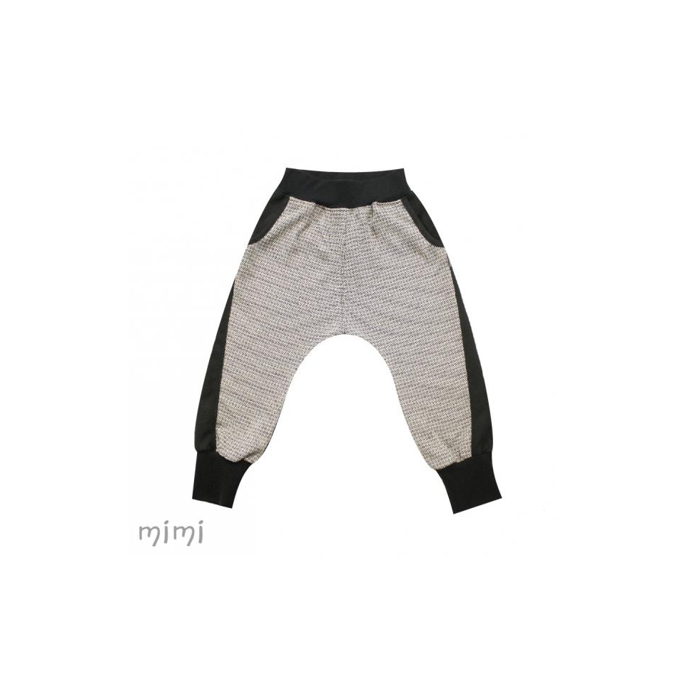 Baggy Pants  REBEL White Spots