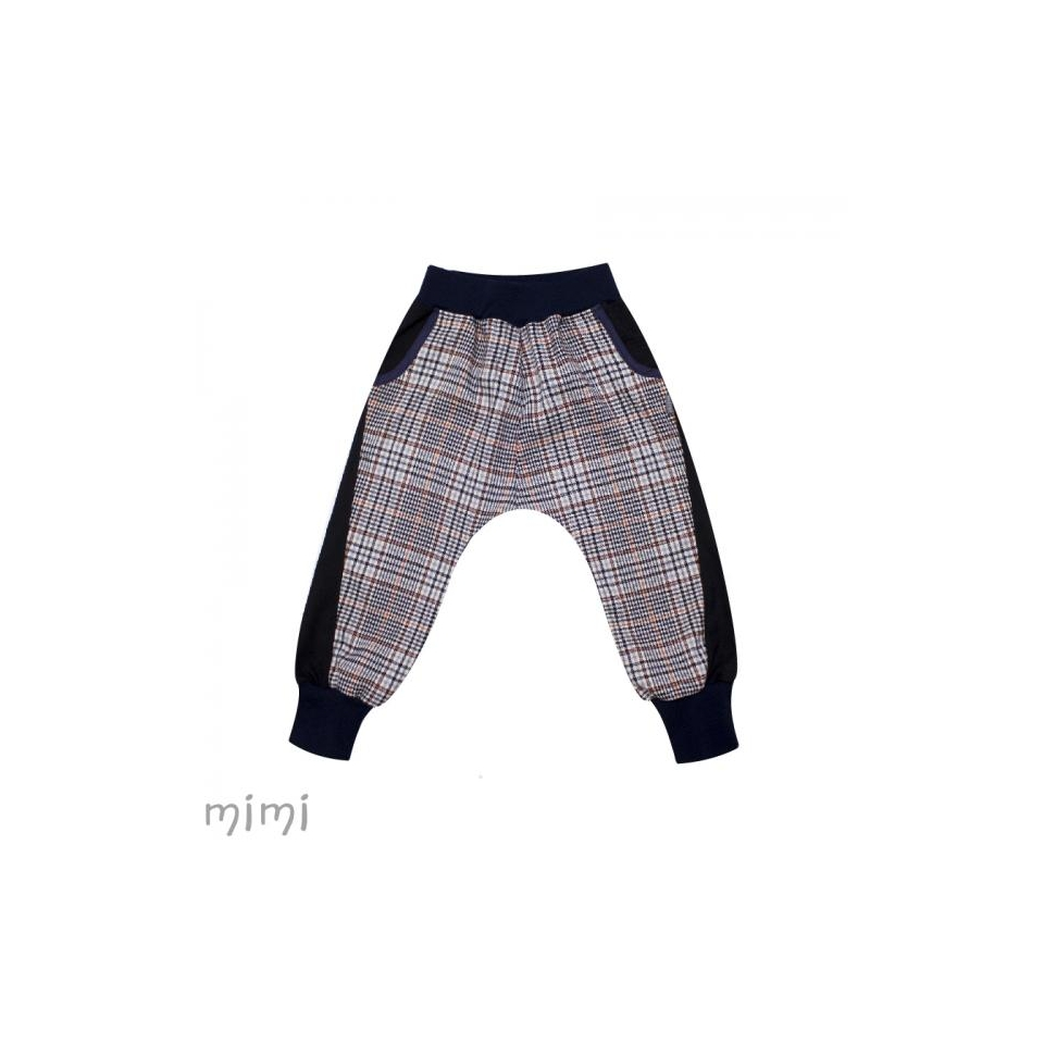 Baggy Pants  REBEL Checkers