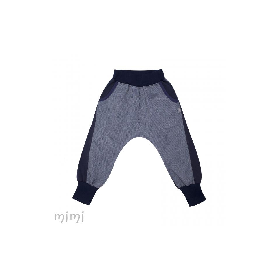 Baggy Pants REBEL Blue