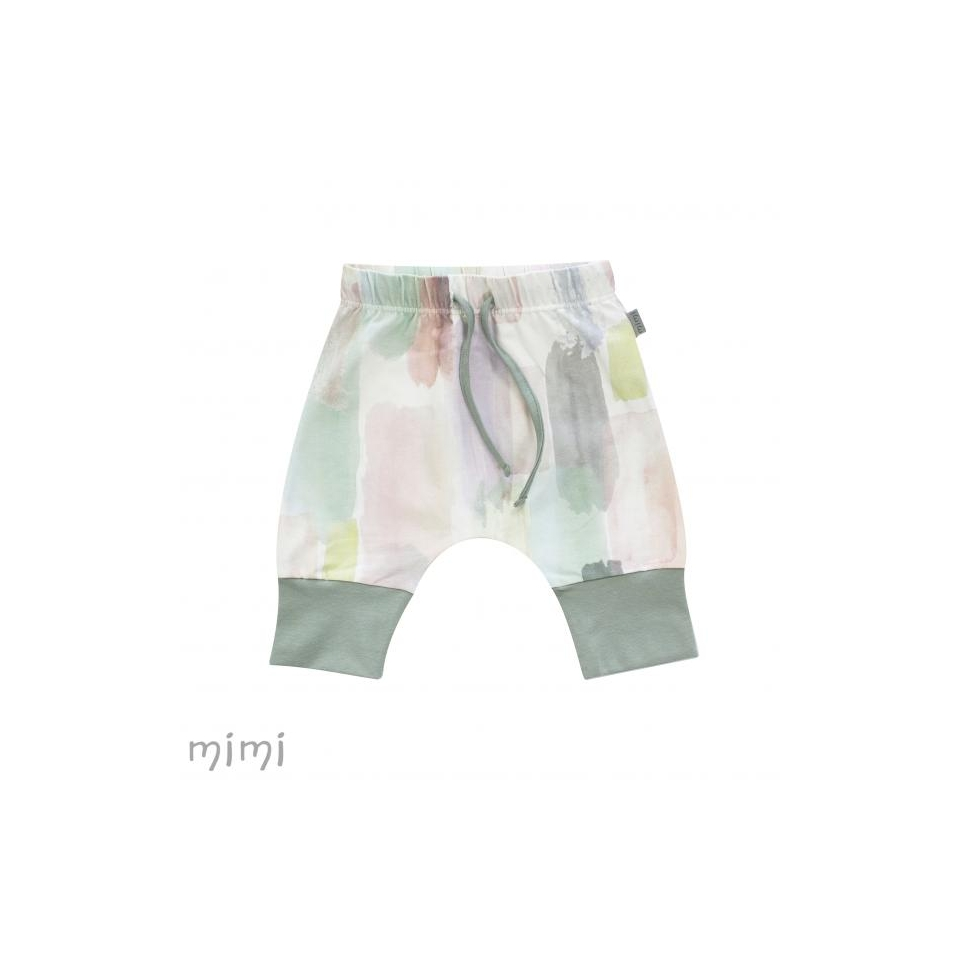 Knee Pants SEVAN Pastel Brush