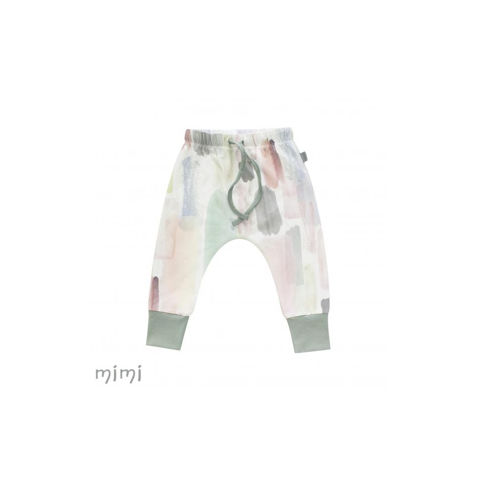 Baby Pants SUTTON Pastel Brush