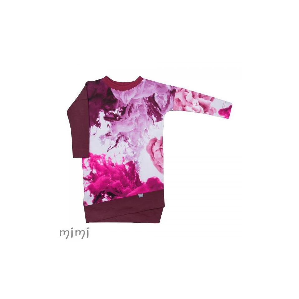 Naiste Kleit LILI Lava Colour Roosa