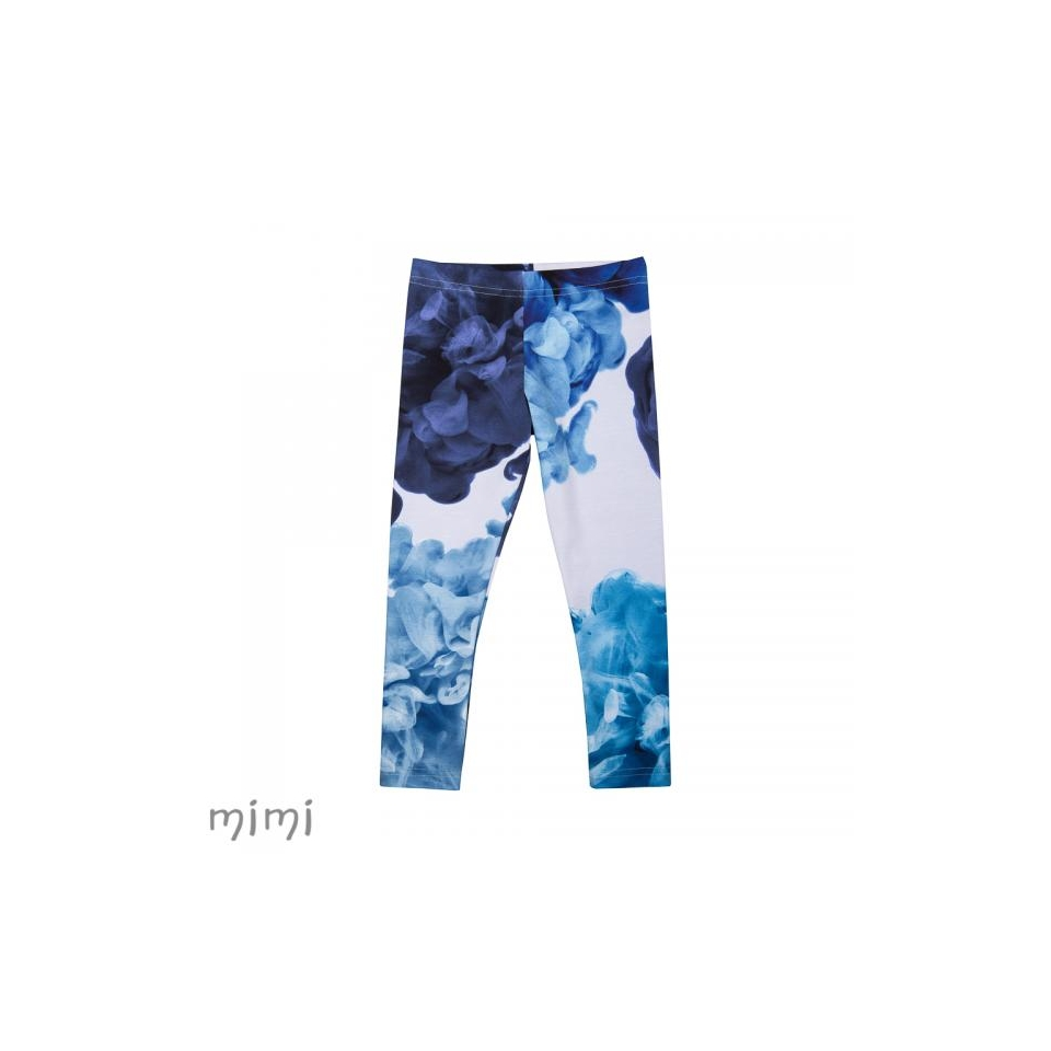 Leggings SAUT Lava Colour Blue