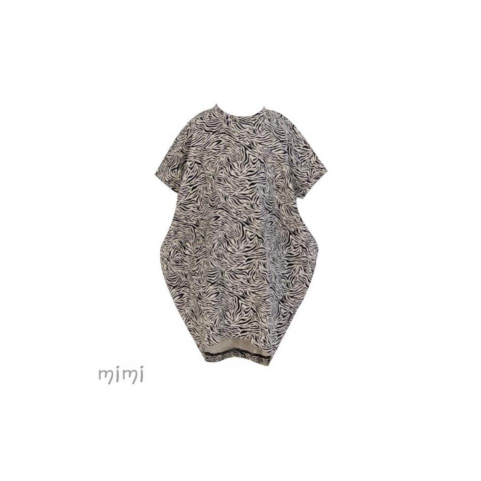 Dress ELYZA Sebra