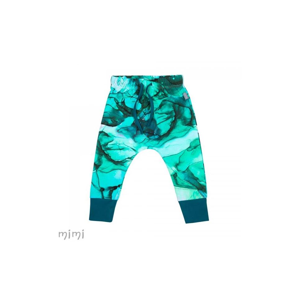 Baby Pants SUTTON Marble Lagoon