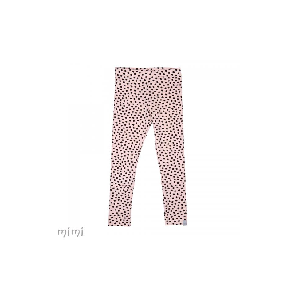 Leggings NORD Pink Dots