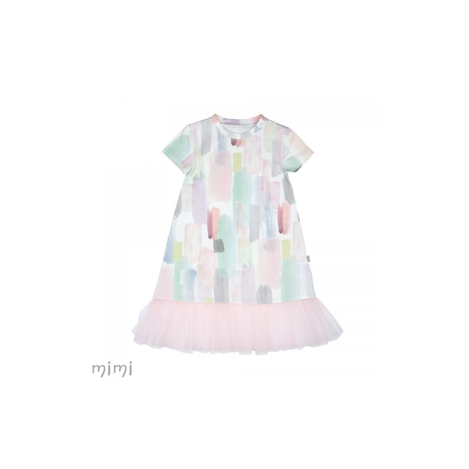 Dress SUSY Pastel Brush