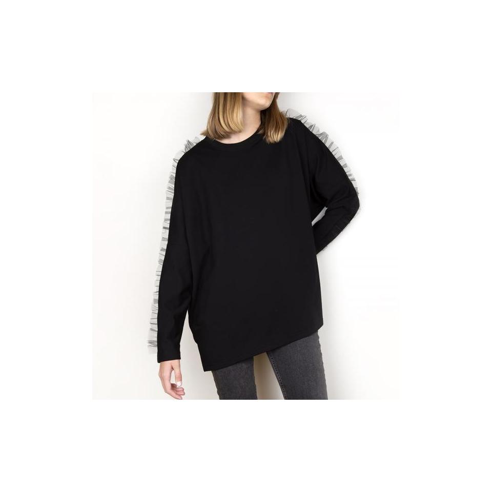 Women's Sweatshirt HETHER Black