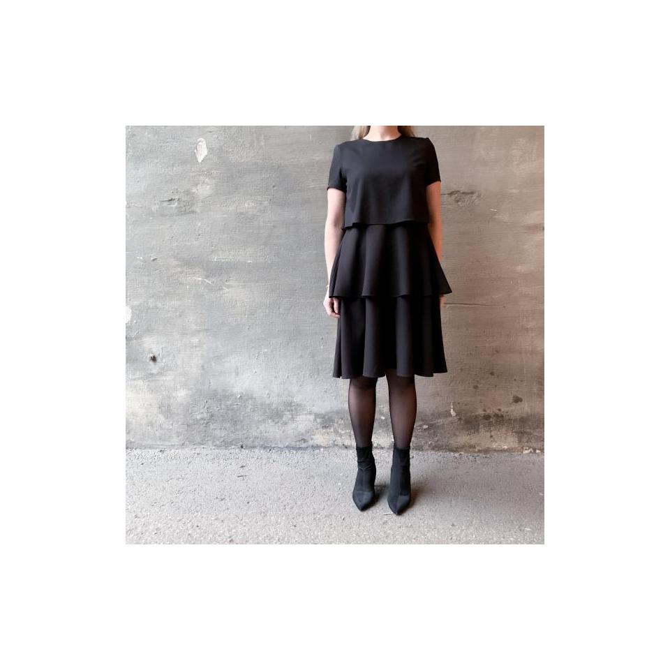 Naiste Kleit TINKERBELL Must
