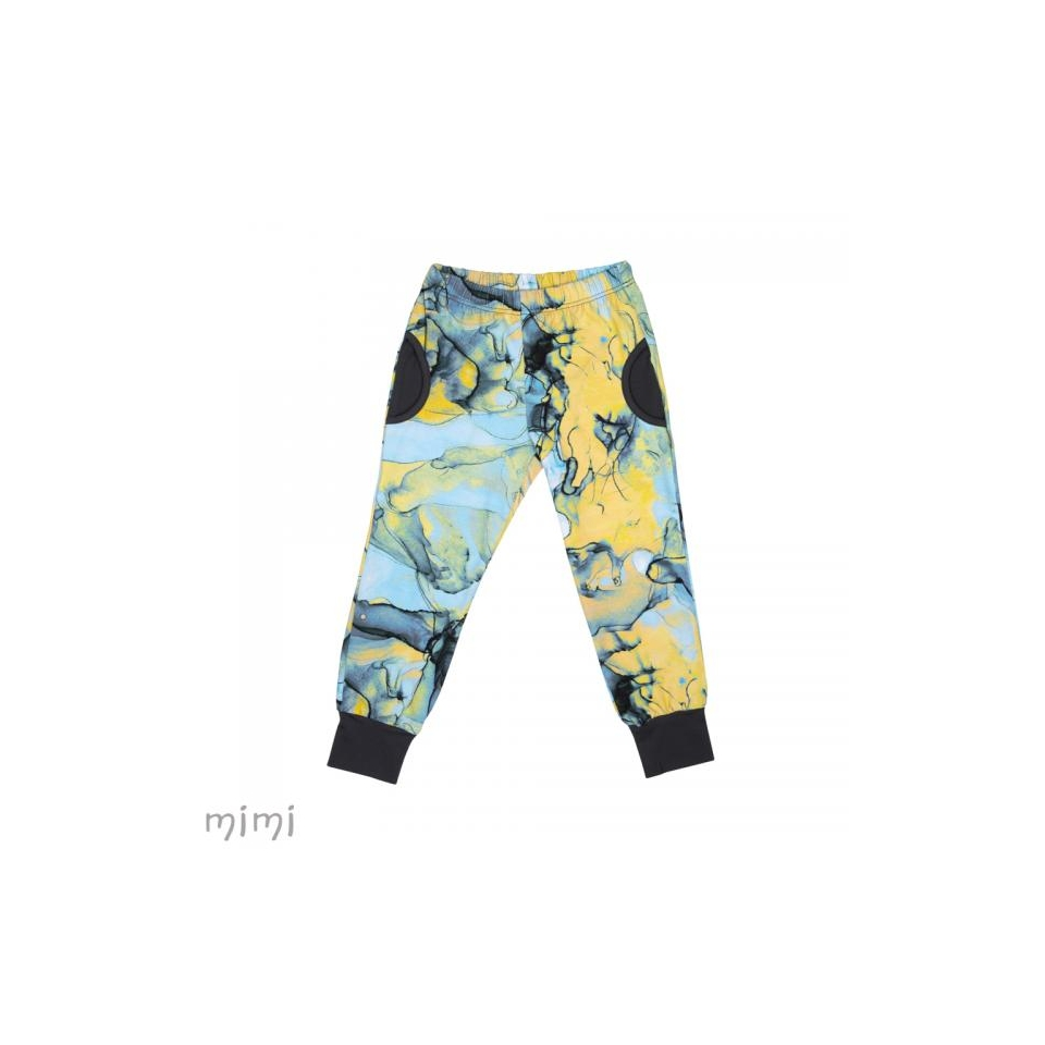Pants ARDEN Blue Marble