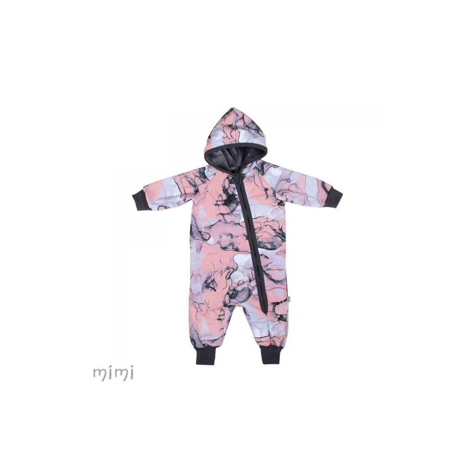 Jumpsuit BOO Pink Marble