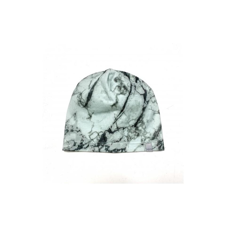 Suvemüts ALF Münt Marmor