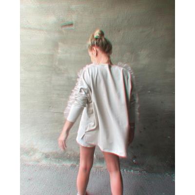 Women's Sweatshirt HETHER Beige