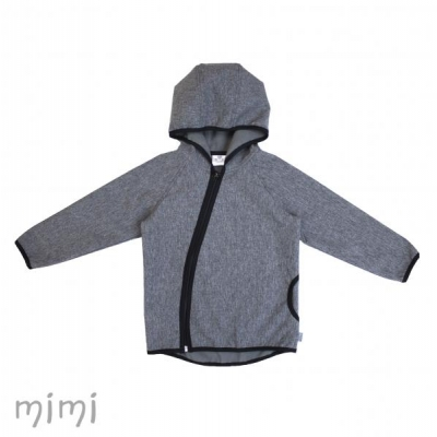 Jacket SOFTSHELL Gray Melange