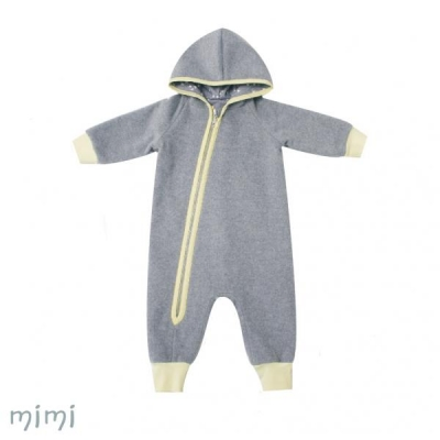 Jumpsuit BOO Wool